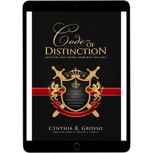 Code of Distinction ebook