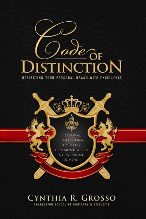 Code of Distinction book by Cindy Grosso